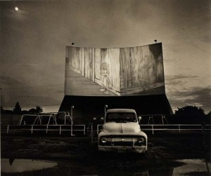 Untitled (Drive-In Movie: Woodie…), Steve Fitch, date unknown, Smithsonian American Art M