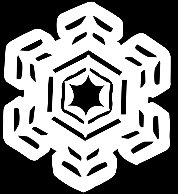 Snowflake Writing Template Snowflake Writing Temp