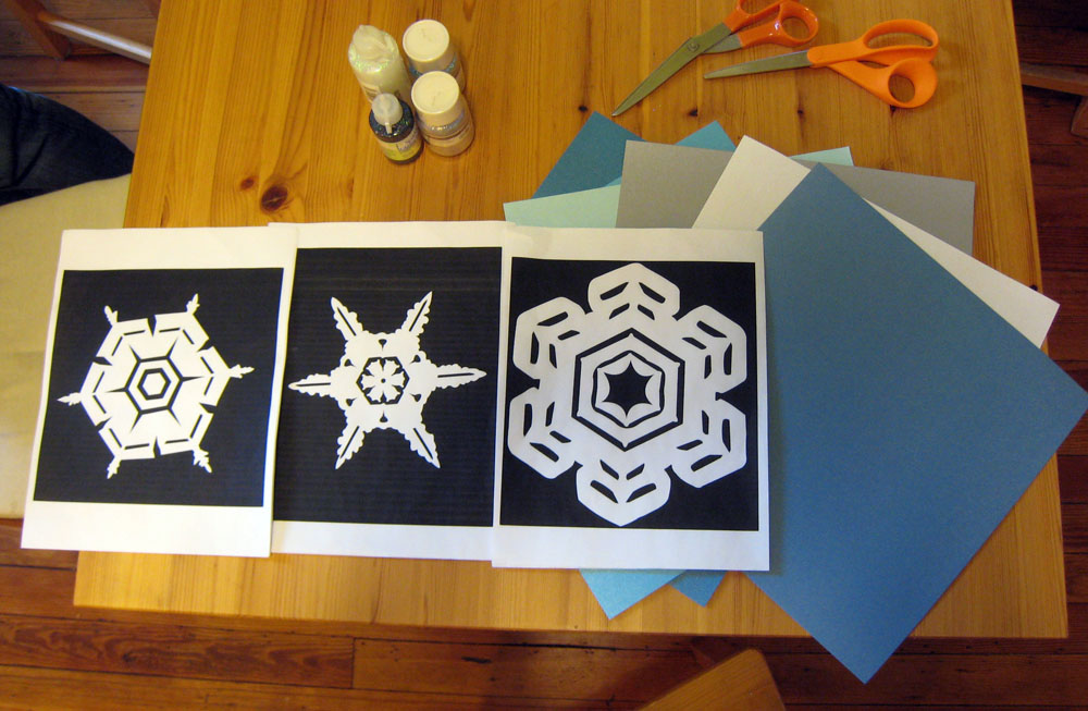 <p>Everything you need to craft Bentley-inspired snowflakes.</p>