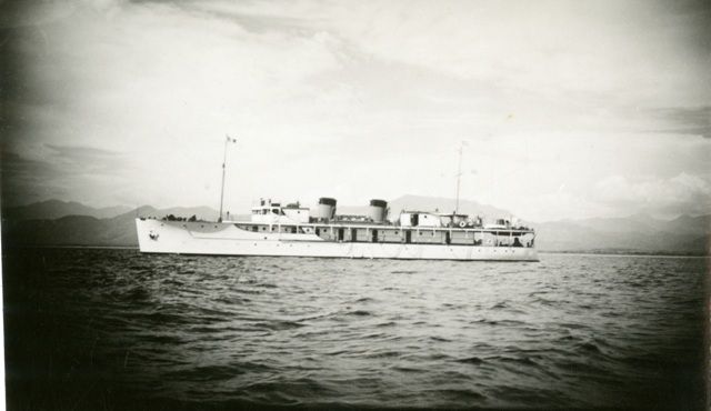 "Four of Hancock's ships, all named ""Velero,"" were used for scientif"
